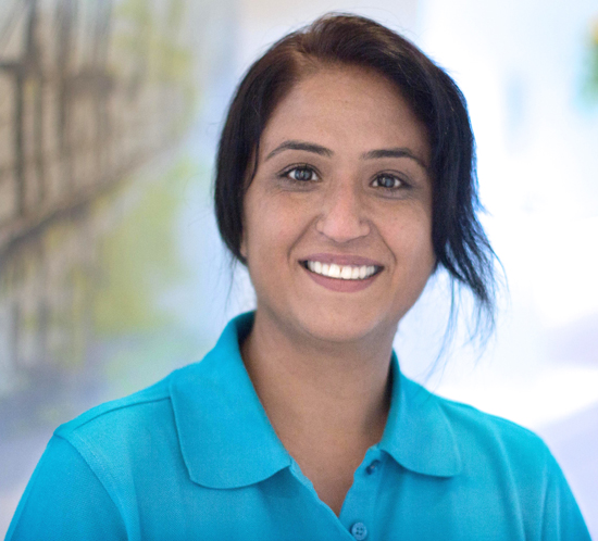 Asha Ghai - Medizinische Fachangestellte