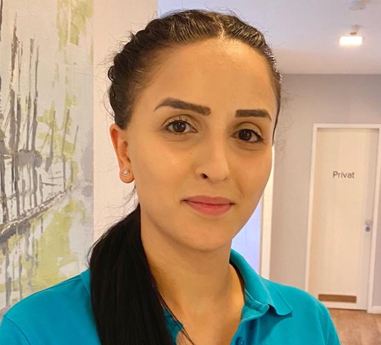 Mariam Piloyan - Medizinische Fachangestellte
